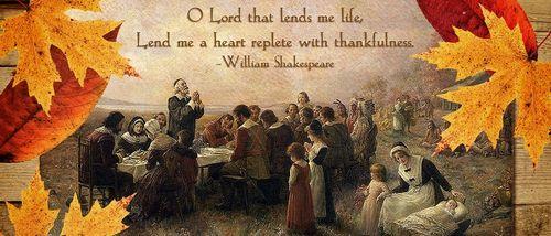 Pilgrims-thanksgiving